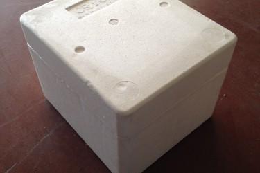 confezione ghiaccio secco