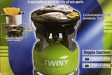 T-Grill Liquigas per Twiny
