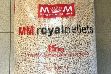 MM Royalpellets abete 100% austriaco