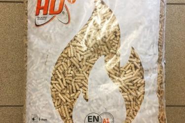 HD+ Pellets abete 100%