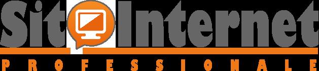 Sito internet professionale innovativo dinamico e su for Logo sito internet
